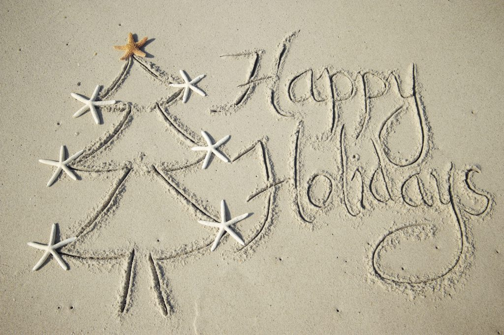 Make New Memories this Holiday Season at the Beach